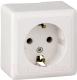 Розетка Schneider Electric Хит RA16-133-B -