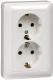 Розетка Schneider Electric Хит RS16-236-B -