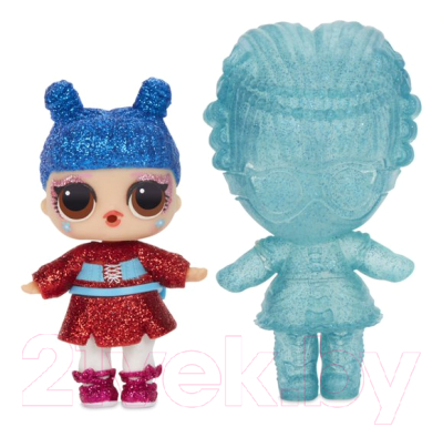 Кукла с аксессуарами LOL Original Surprise Under Wraps Ser. 4 / 552062X1E7C-V/552062E7C-V (wave 2)