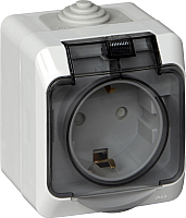 Розетка Schneider Electric Этюд PA16-044C -