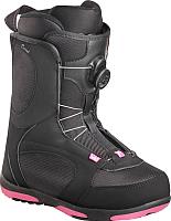 Ботинки для сноуборда Head Coral Boa Black / 354507 (р.250) -