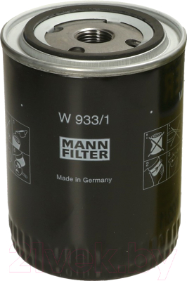 Масляный фильтр Mann-Filter W933/1