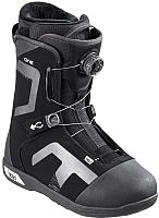 Ботинки для сноуборда Head One Boa Black / 350508 (р.265) -