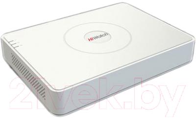 Видеорегистратор наблюдения HiWatch DS-N208P(B)