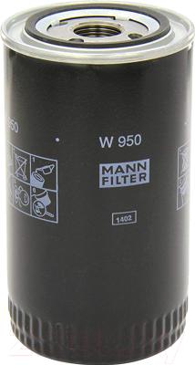 Масляный фильтр Mann-Filter W950