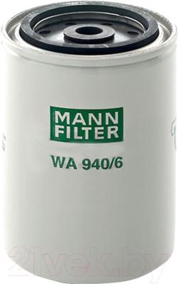 Масляный фильтр Mann-Filter WA940/6
