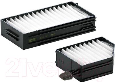 Салонный фильтр Mann-Filter CU21002-2