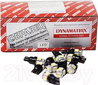 Автомобильная лампа Dynamatrix-Korea W5W / DB2825LED -