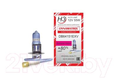 Автомобильная лампа Dynamatrix-Korea H4 Xtream Vision / DB64193EXV