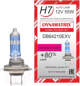 Автомобильная лампа Dynamatrix-Korea H7 Xtream Vision / DB64210EXV