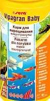 Корм для рыб Sera Vipagran Baby 700 (50мл) -