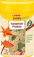 Корм для рыб Sera Goldy Nature 45325 (100мл) -