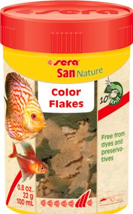 Купить Корм для рыб Sera, San Nature 45287 (100мл), Германия