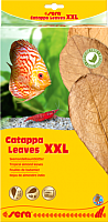 Корм для рыб Sera Catappa Leaves Листья индийского миндаля XXL / 32275 (10шт) -