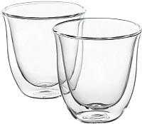 Набор стаканов DeLonghi DLSC301 (2шт) -