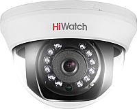 Аналоговая камера HiWatch DS-T201 (6mm) -