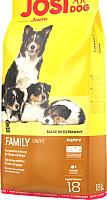 Корм для собак Josera Josera JosiDog Family (18кг) -