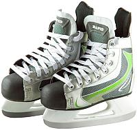 Коньки хоккейные Atemi AHSK-17.05 Rapid Green (р-р 42) -