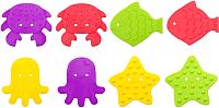Комплект ковриков для купания Roxy-Kids RBM-010-8 (8шт) -