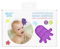 Набор игрушек для ванной Roxy-Kids RBM-010-12 (12шт) -