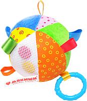 Развивающая игрушка Мякиши Мячик с петельками / 263 -