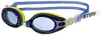 Очки для плавания Atemi M503 (синий/желтый) -