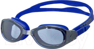 Очки для плавания Atemi B102M (синий)