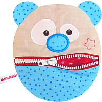 Игрушка-грелка Мякиши Доктор Мякиш. Медведь Болтун / 366 -