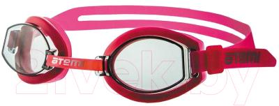 Очки для плавания Atemi S202 (розовый)