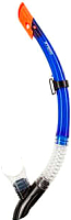Тpубкa для плавания Atemi 501 (M/L, синий) -