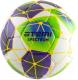 Футбольный мяч Atemi Spectrum (размер 5, белый/синий/зеленый) -