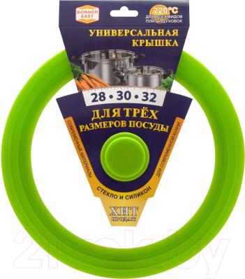 Крышка стеклянная Borner 5000262 (салатовый)