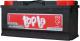 Автомобильный аккумулятор Topla Energy R+ / 108210 (110 А/ч) -