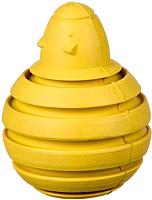 Игрушка для животных Barry King Мышь / BK-15409 (желтый) -