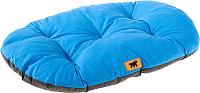 Лежанка для животных Ferplast Relax C 100 / 82100099 (синий/черный) -