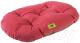 Лежанка для животных Ferplast Relax C 100 / 82100099 (красный/черный) -