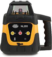 Лазерный нивелир Nivel System NL200 с рейкой LS-24 и штативом SJJ32 -