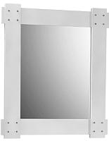 Зеркало Belux Барселона В80 (18, белый матовый) -
