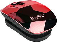 Расческа Ikoo Pocket Glamour Dragon Lady Red -