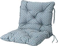 Подушка на стул Ikea Иттерон 703.762.88 (синий) -