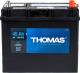 Автомобильный аккумулятор THOMAS Japan R+ (45 А/ч) -