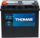 Автомобильный аккумулятор THOMAS Japan L+ (60 А/ч) -