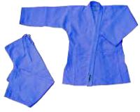 Кимоно для дзюдо Atemi AX7 (р-р 48-50/175, синий) -