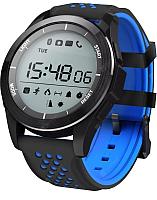 Умные часы NO.1 F3 (черный/синий) -