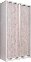 Шкаф Рэйгрупп 120 YSX Elgon РГ-12.03 (ясень снежный/сосна/хром) -