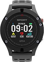 Умные часы NO.1 F5 (черный/серый) -