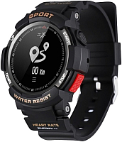 Умные часы NO.1 F6 (черный) -