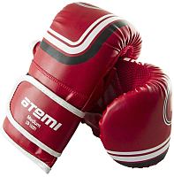 Перчатки для единоборств Atemi LTB-16201 (M, красный) -