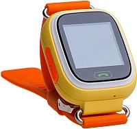 Умные часы детские Prolike PLSW90OR (оранжевый) -