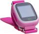 Умные часы детские Prolike PLSW90PK (розовый) -